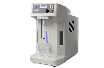 Oxygen concentrator cocktail